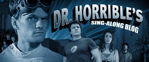 Музыкальный блог доктора Ужасного (Dr. Horrible's Sing-Along Blog)