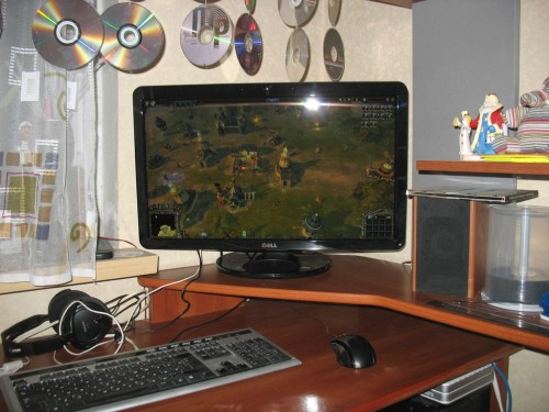 dell sp2309w_at_home