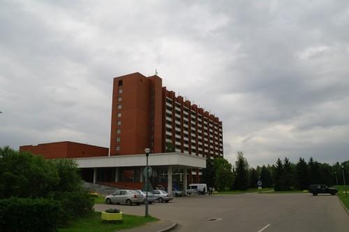 Астрофест-2010 Первый корпус