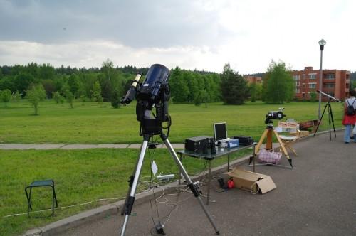 Астрофест-2010 Телескопы