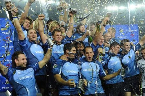 Победители Super 14 2010