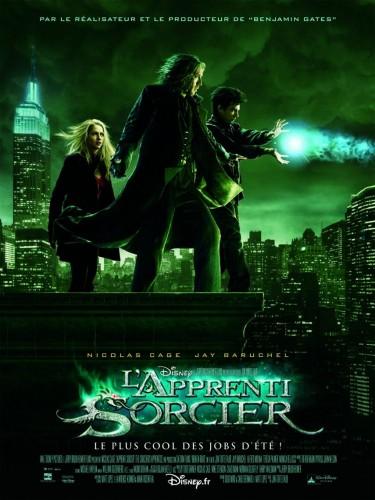 Ученик чародея (The Sorcerer's Apprentice)
