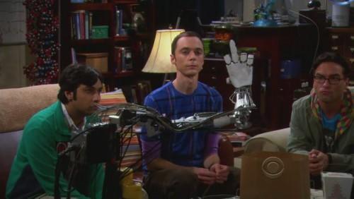 Теория Большого Взрыва (The Big Bang Theory) S04E01