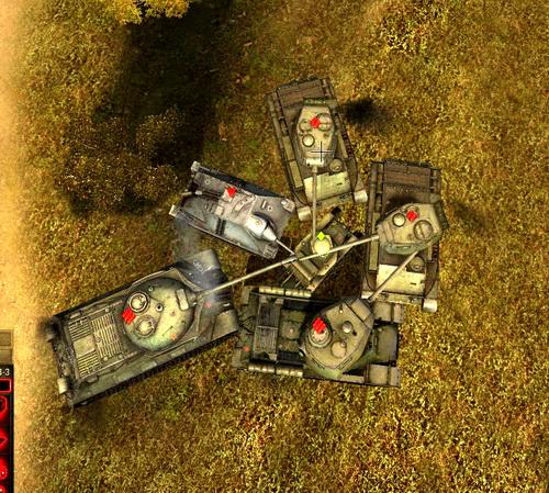 World of tanks битва МС-1 против всех