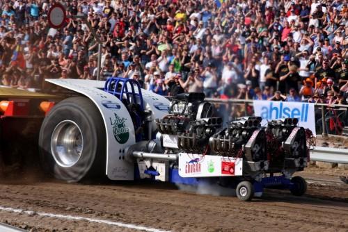 Tractor Pulling Соревнования тракторов