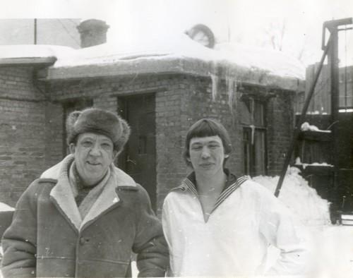 Юрий Владимирович Никулин и Игорь Иванович Машуков