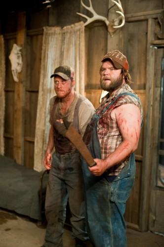 Убойные каникулы (Tucker and Dale Vs Evil)