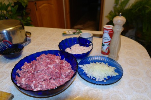 Колбаса домашняя своими руками