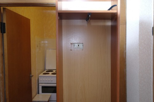 Астрофест 2011 выключатель в шкафу