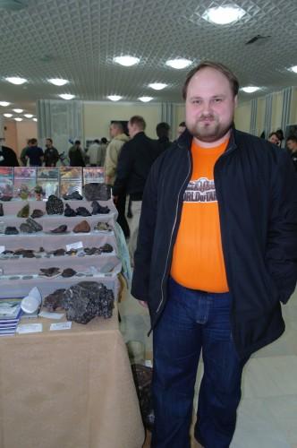 АстроФест 2011 Я и метеориты.