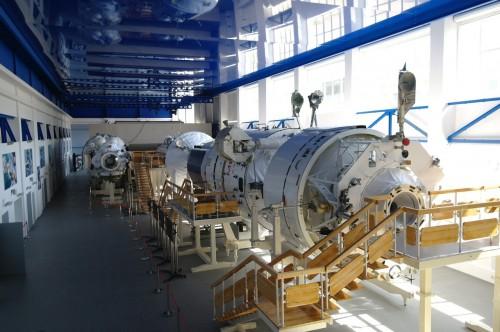 Центр Подготовки Космонавтов Станция МИР