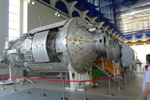Центр Подготовки Космонавтов какие-то модули МКС