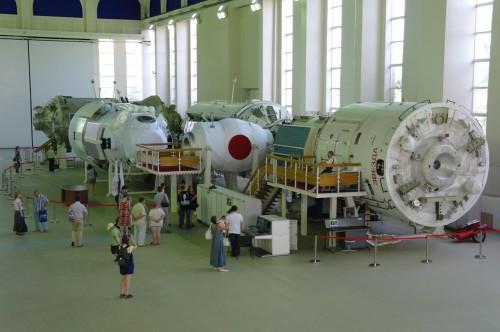 Центр Подготовки Космонавтов МКС