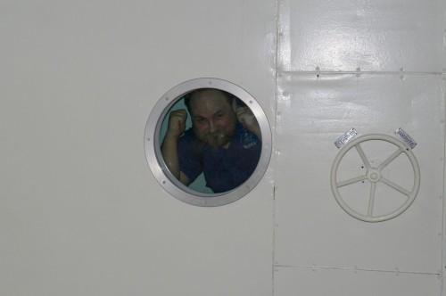 Центр Подготовки Космонавтов Дверца