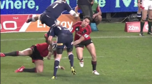 Super Rugby 2011 semi final stormers crusaders