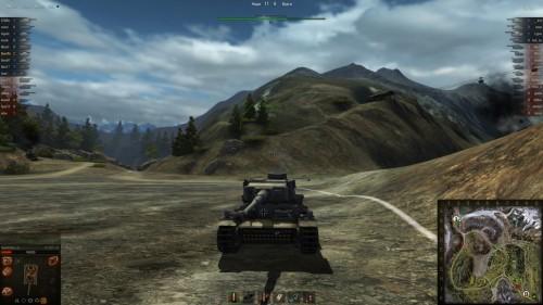 World of Tanks VK 3601 H