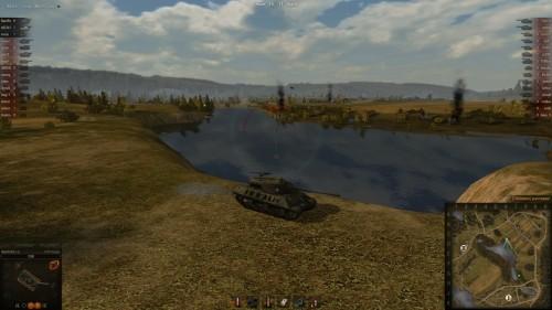 World of Tanks  M36 Slugger