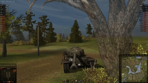 World of Tanks Т34