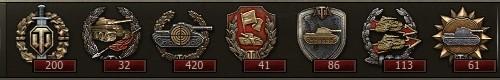World of Tanks Battle hero