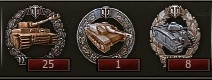 World of Tanks epic achievments