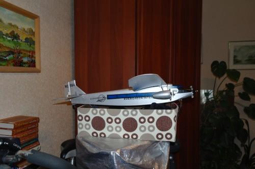 """Радиоуправляемый самолет """"Авиатор Ford 3 Motor"""""""