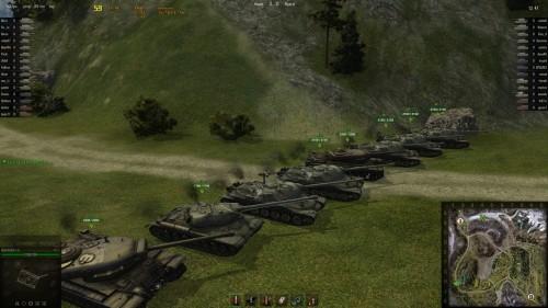 World of Tanks Комитет по встрече