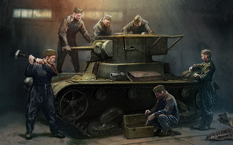 Настройка World of Tanks