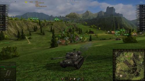 M24 Chaffee world of tanks 2011-10-20 23-09-12-24