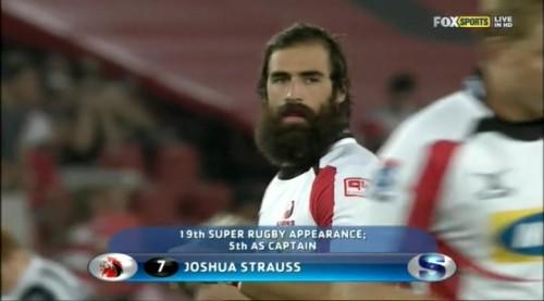 Lions Joshua Strauss