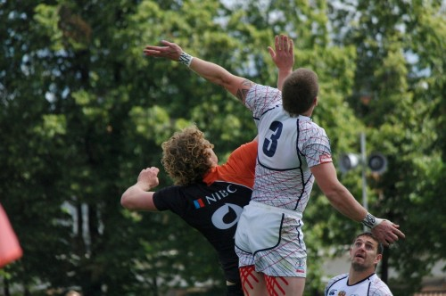 GPS RUGBY SEVENS 2012 MOSCOW Russia - Netherlands