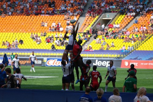Игра группы С. Кения - Филиппины. Кенийцы удивили 45 - 5.